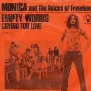 Details Monica and The Voices Of Freedom - Empty Words