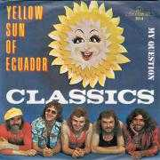 Coverafbeelding Classics - Yellow Sun Of Ecuador