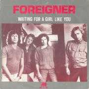 Coverafbeelding Foreigner - Waiting For A Girl Like You
