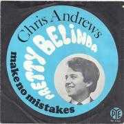 Coverafbeelding Chris Andrews - Pretty Belinda