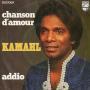 Coverafbeelding Kamahl - Chanson D'amour