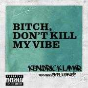 Coverafbeelding Kendrick Lamar featuring Emeli Sandé - Bitch, don't kill my vibe