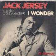 Details Jack Jersey and The Jordanaires - I Wonder