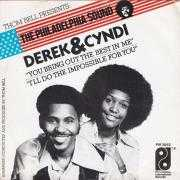 Coverafbeelding Derek & Cyndi - You Bring Out The Best In Me