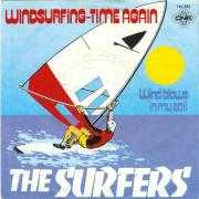 Coverafbeelding The Surfers - Windsurfing-Time Again