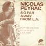 Coverafbeelding Nicolas Peyrac - So Far Away From L.A.