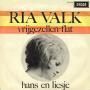 Details Ria Valk - Vrijgezellen-Flat