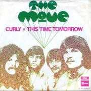 Coverafbeelding The Move - Curly