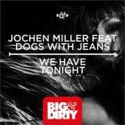 Coverafbeelding Jochen Miller feat Dogs With Jeans - We have tonight