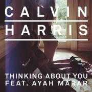 Coverafbeelding calvin harris feat. ayah marar - thinking about you