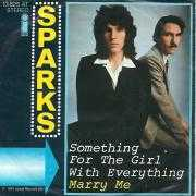 Coverafbeelding Sparks - Something For The Girl With Everything