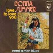 Coverafbeelding Donna Summer - Love To Love You