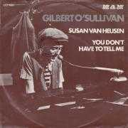 Coverafbeelding Gilbert O'Sullivan - I Didn't Know What To Do