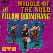 Details Middle Of The Road - Yellow Boomerang