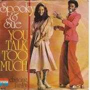 Details Spooky & Sue - You Talk Too Much