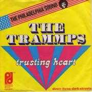 Coverafbeelding The Trammps - Trusting Heart