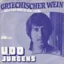 Coverafbeelding Udo Jürgens - Griechischer Wein