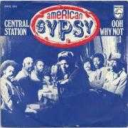 Coverafbeelding American Gypsy - Central Station