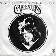 Coverafbeelding Carpenters - Only Yesterday