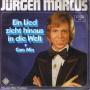 Coverafbeelding Jürgen Marcus - Ein Lied Zieht Hinaus In Die Welt