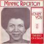Coverafbeelding Minnie Riperton - Lovin' You