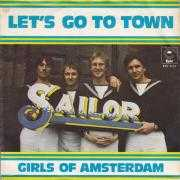 Coverafbeelding Sailor - Let's Go To Town