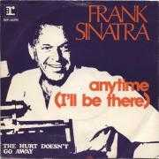 Coverafbeelding Frank Sinatra - Anytime (I'll Be There)