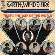Details Earth, Wind & Fire - That's The Way of The World