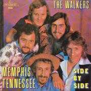Coverafbeelding The Walkers - Memphis Tennessee