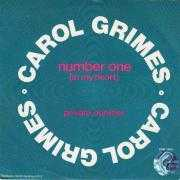 Details Carol Grimes - Number One (In My Heart)