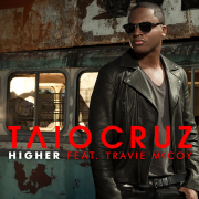 Coverafbeelding Taio Cruz feat. Travie McCoy - Higher