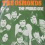 Coverafbeelding The Osmonds - The Proud One