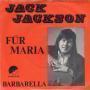 Coverafbeelding Jack Jackson - Für Maria