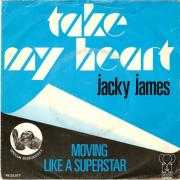 Coverafbeelding Jacky James - Take My Heart