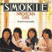 Coverafbeelding Smokie - Mexican Girl