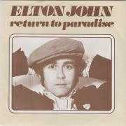 Coverafbeelding Elton John - Return To Paradise