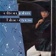 Coverafbeelding Elton John - Blue Eyes