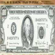 Details Eric B. & Rakim - Paid In Full (Mini Madness - The Coldcut Remix)