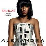 Coverafbeelding Alexandra Burke featuring Flo Rida - Bad boys