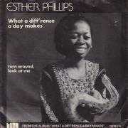Details Esther Phillips - What A Diff'rence A Day Makes