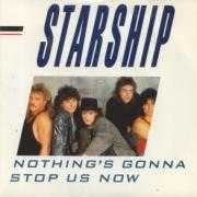 Details Starship - Nothing's Gonna Stop Us Now