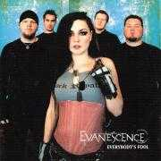 Details Evanescence - Everybody's Fool