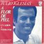 Coverafbeelding Julio Iglesias - A Flor De Piel