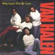 Details Van Halen - Why Can't This Be Love