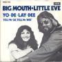 Coverafbeelding Big Mouth & Little Eve - Yo-De-Lay-Dee