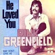 Coverafbeelding Rink Greenfield - He Loved You