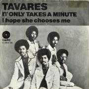 Coverafbeelding Tavares - It Only Takes A Minute
