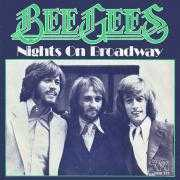 Coverafbeelding Bee Gees - Nights On Broadway