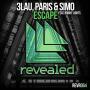 Coverafbeelding 3lau, paris & simo feat. bright lights - escape