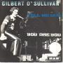 Coverafbeelding Gilbert O'Sullivan - You Are You